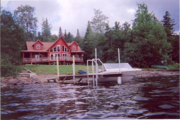 Moose Alley off Rte 3 north Vacation Rental