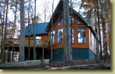 Vacation rental for Lake texoma cabins with hot tub
