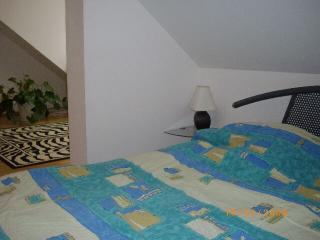 bed-room on the second level