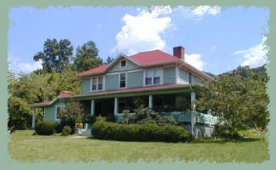 Blue Ridge Mountains Vacation Rental