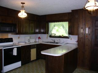 Kitchen Area of Graystone