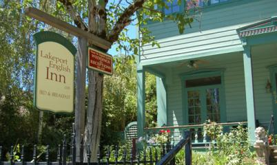 Historic District of Lakeport, CA Vacation Rental