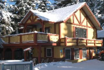 Evergreen Vacation Rental