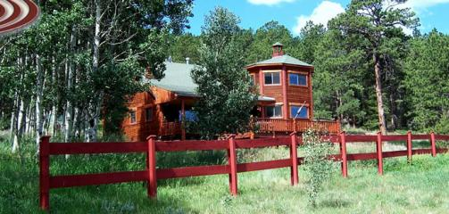 Red Feather Lakes Vacation Rental