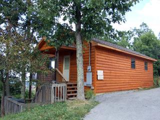 Just outside of Pigeon Forge Vacation Rental
